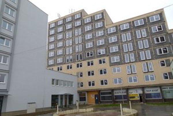 V dvoch blokoch hotelového komplexu budú nájomné byty.