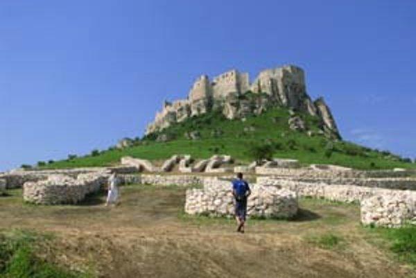 Spišský hrad si pripísal rekord v návštevnosti.