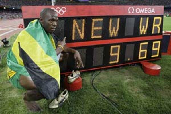 Dokáže Bolt zabehnúť pod 9,60?