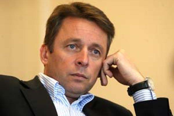 Podpredseda SDKÚ Ivan Mikloš