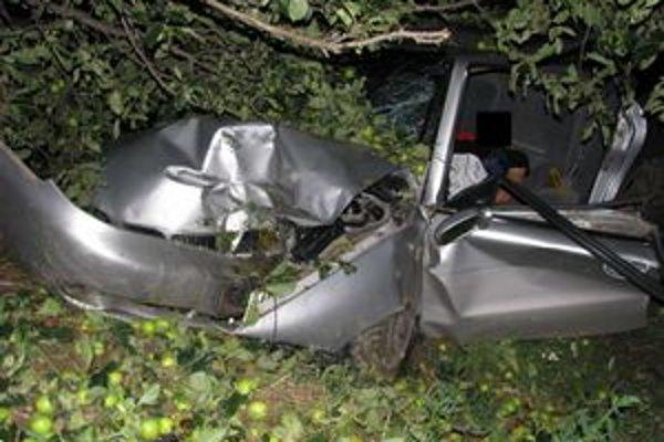 Do letnej štatistiky pribudla v okrese ďalšia smrteľná nehoda.