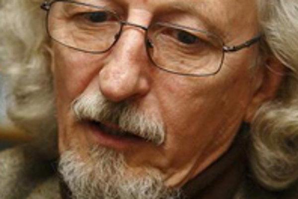 Autor románu Péter Hunčík.
