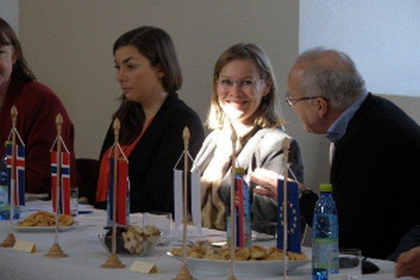 Z konferencie k čerpaniu nórskych fondov v Holíči.