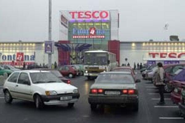 Obchodný reťazec Tesco pôsobí aj na Slovensku.