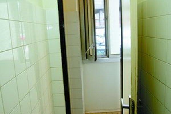 Červenka nemusel byť na to, aby vyskočil z okna, ani príliš zručný, ani štíhly. Stačilo, že stúpil na záchod, odtiaľ na okno, skočil asi meter a pol a bol na slobode.