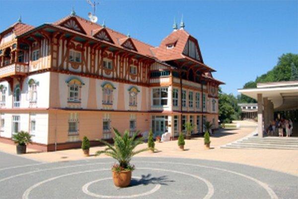 Jurkovičov dom v Luhačoviciach.