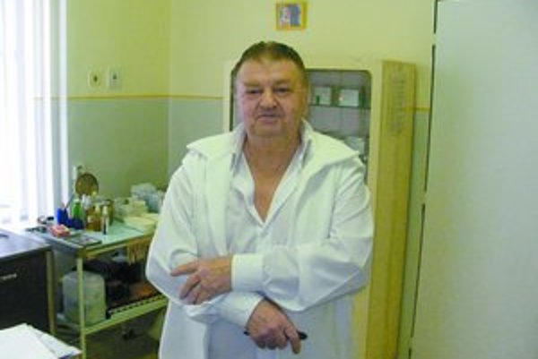 Emil Turčan z Veľkého Rovného netuší, kto ho raz vystrieda.