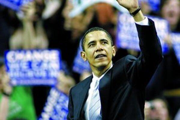 Trojnásobný víťaz Barack Obama.