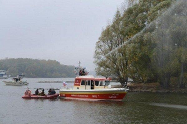 Nová záchranárska loď.