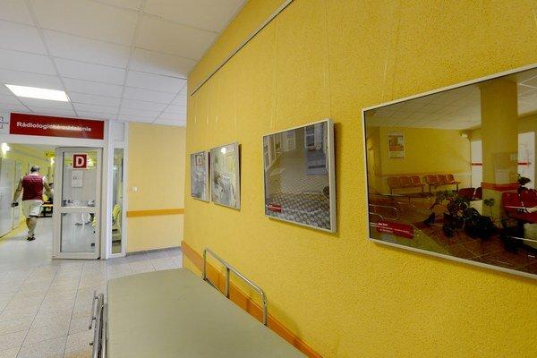 Lekárska pohotovostná služba v Nemocnici Malacky.