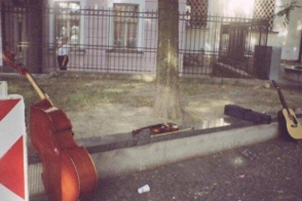 Z fotografií Martina Hruboša.