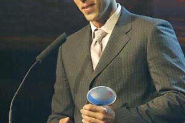 Marián Ostrčil (27), strieborný medailista kanoistických MS, jeden z nováčikov v top 10 ankete.