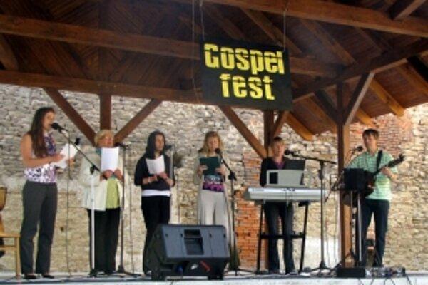 Gospelfest 2012 v Skalici.