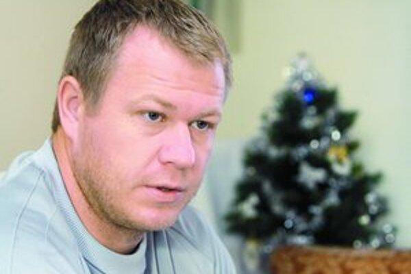 Libor Charfreitag strávil Vianoce a Nový rok v rodnej Trnave.