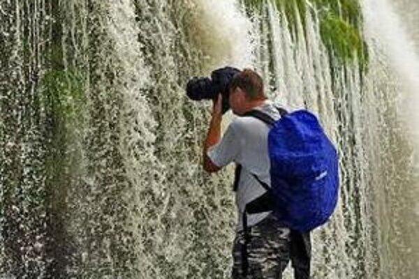 Fotograf navštívil mnohé svetové krajiny.