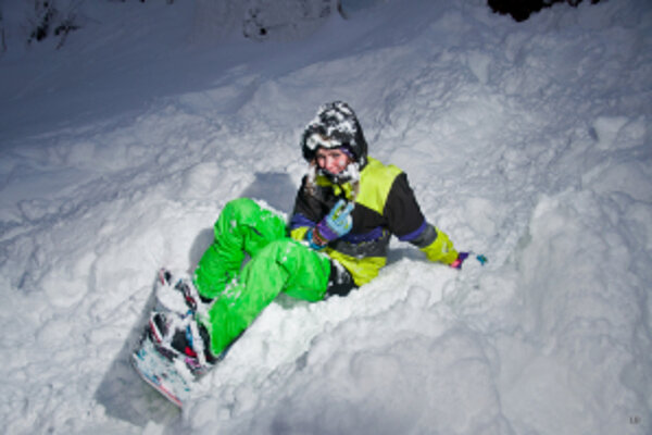 Gabriela Mackaničová trávi na snehu sto až stopäťdesiat dní v roku.