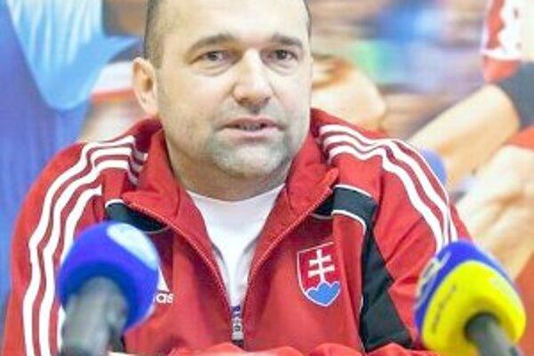 Malačan Peter Dávid sa stal hlavným trénerom mužskej reprezentácie Slovenska.