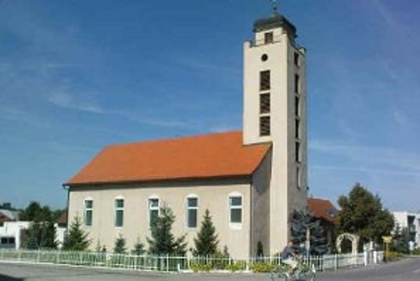Kostol sv. Augustína.