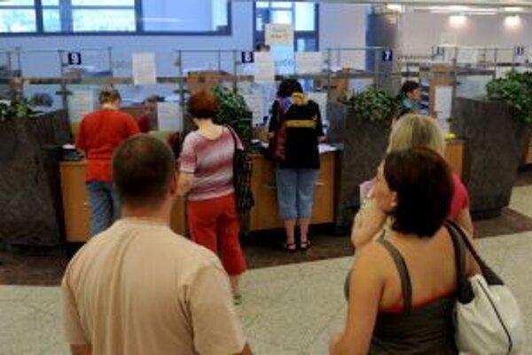 Sociálna poisťovna vymáha pohľadávky od sumy 3,32 eura.