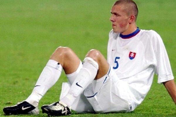 Roman Konečný obliekal aj dres mládežníckych reprezentácií.