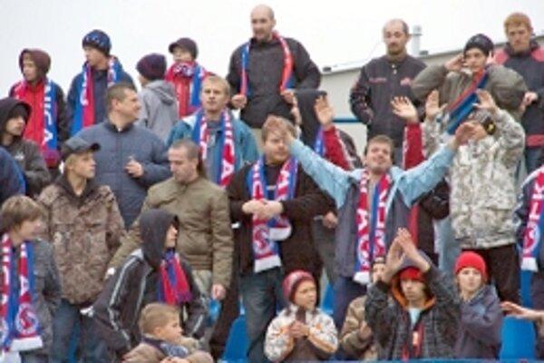 Fan club FK Senica.