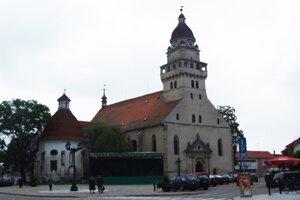 Skalica sa minulý rok stala najkrajším mestom na Slovensku.