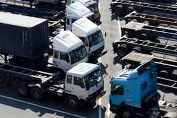 Práca logistickom parku v Lozorne bude pre viac ľudí.