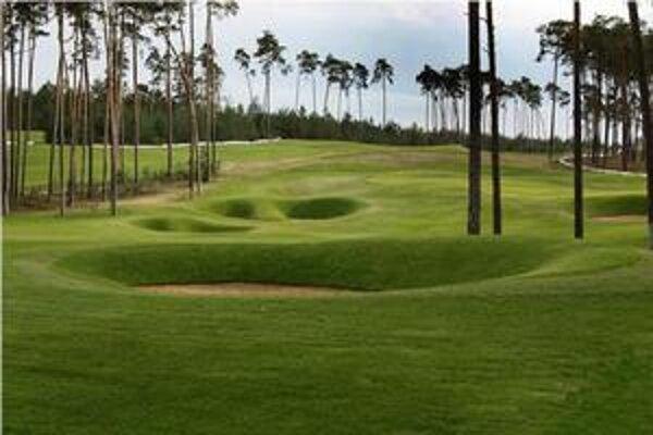 Zvýšiť zamestnanosť má v Senici aj nové golfové ihrisko.