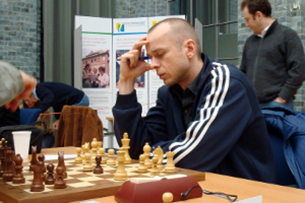 Tomáš Likavský, víťaz turnaja vo William Wallace.
