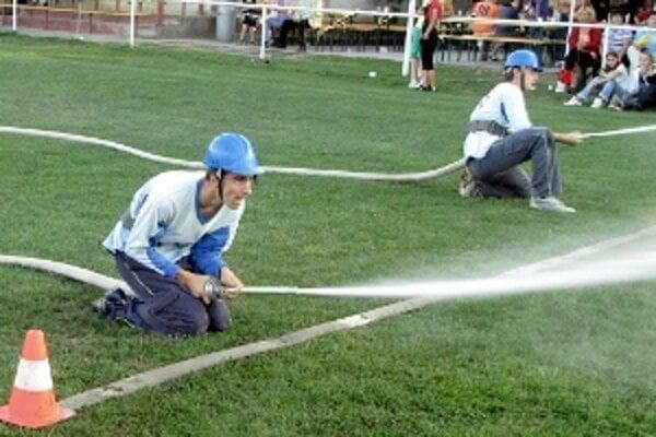 Hasičský šport má na Záhorí veľkú tradíciu.
