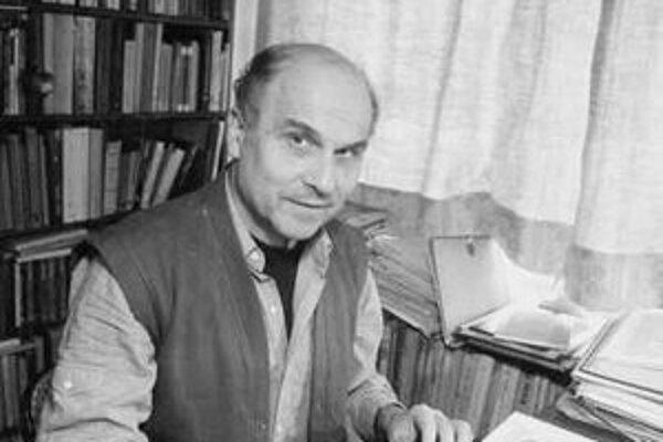 Ryszard Kapuściński.