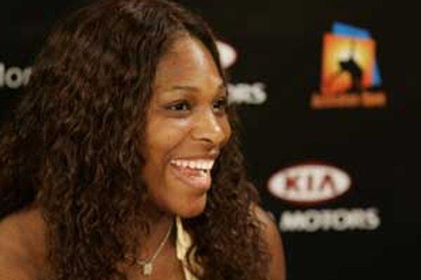 Američanka Serena Williamsová.