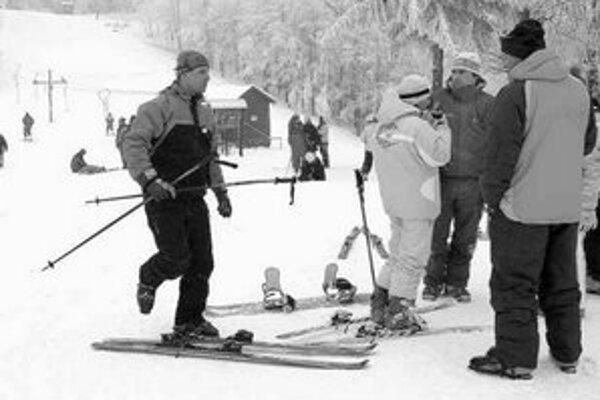 Na Skalke vládne pravá zimná nálada. Za predchádzajúci týždeň tu napadlo viac ako 40 centimetrov nového snehu. Podmienky sú v týchto dňoch veľmi dobré.