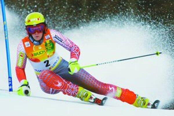 Rakúšanka Marlies Schildová jazdí v tomto roku v slalome svoju súkromnú ligu – je takmer nezdolateľná. Patrí k najhorúcejším kandidátkam na titul v tejto disciplíne.