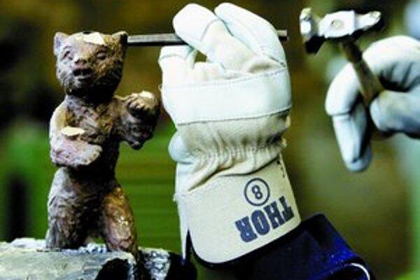 Berlínsky medveď sa už pripravuje na štvrtkový festivalový štart.