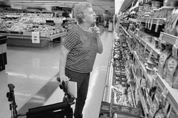 Po správach o škodlivých potravinách si ľudia dávajú pozor.