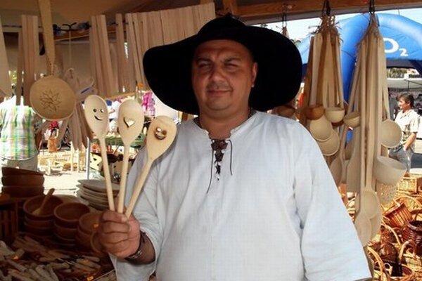 Symbolom tradičného jarmoku sú varešky.