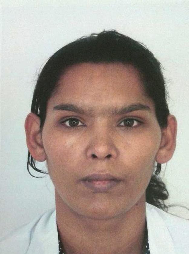 Hľadaná 34-ročná Silvia Karalová.