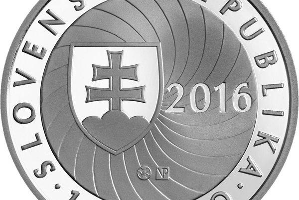 Predná strana novej mince