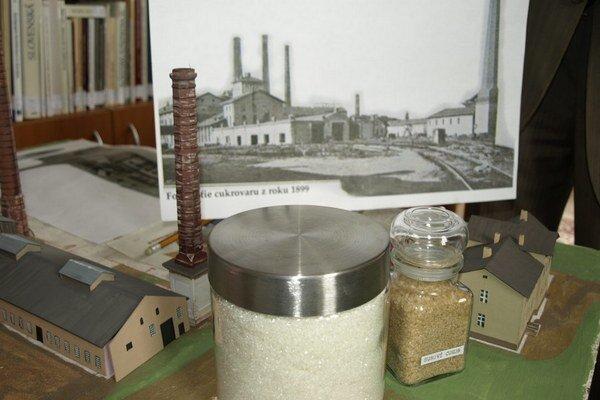 Cukor je už uschovaný v múzeu.