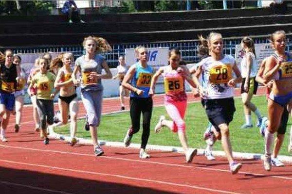 Počas žiackych pretekov sa odborníci zameriavajú na vyhľadávanie talentov.