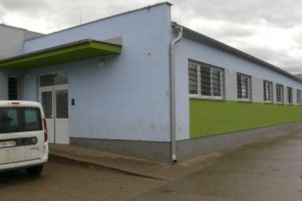 Komunitné centrum na Bambuskách.