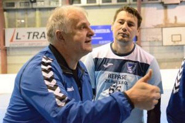 Jozef Mujgoš, tréner MHáK Martin