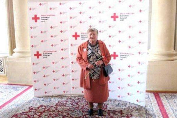 Margita Lukáčová sa dobrovoľníctvu venuje 38 rokov.