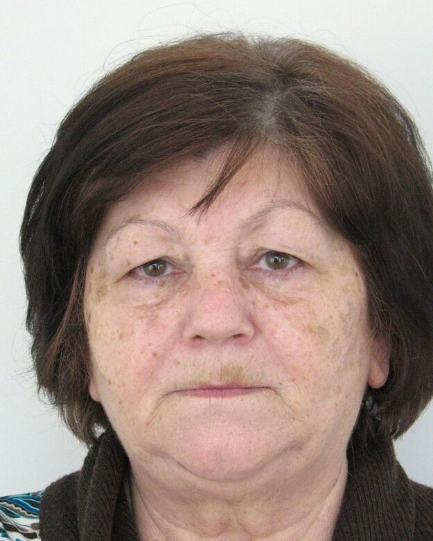 Margita Čičmancová z Prievidze je nezvestná od štvrtka.