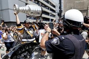 V Pittsburghu sa oslavovalo.
