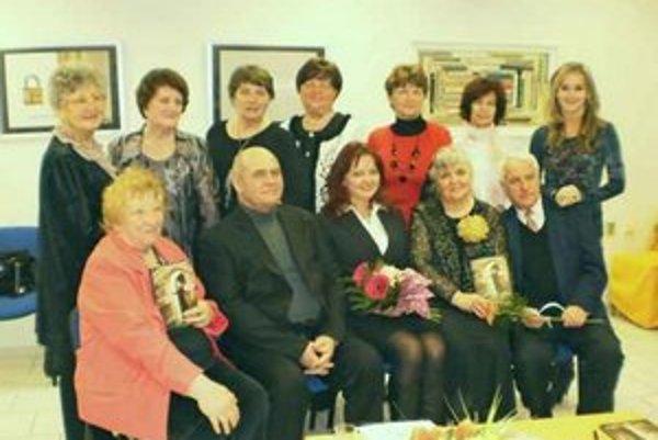 Podujatie sa uskutočnilo v spoločenskej sále Knižnice Antona Bernoláka.