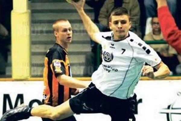 G.Minarovič Vynikol rýchlosťou i gólmi.