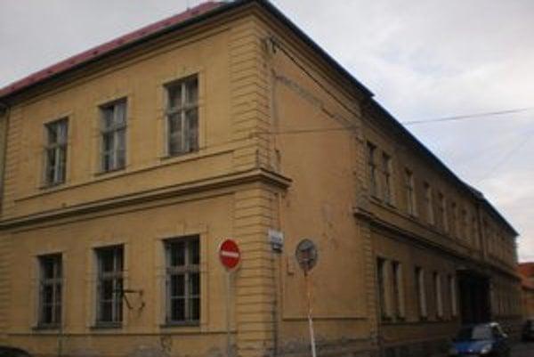 Budova školy dnes.