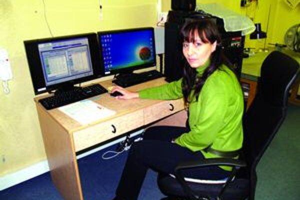 Nataša Simonková podala žiadosť medzi prvými.